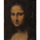 Follower Of Leonardo da Vinci, La Joconde