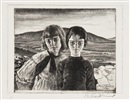Gerald Leslie Brockhurst, The west of Ireland