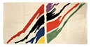 After Morris Louis, Untitled