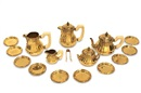 Jean Emile Puiforcat, Tea set (set of 17)