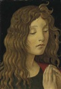 Workshop Of Sandro Botticelli, Saint John the Baptist (fragment)