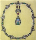 Artificers' Guild, Necklace (designed by Edward Spencer and John Bonor)