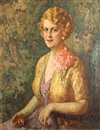 Mischa Askenazy, Portrait of a lady