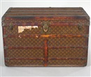 Louis Vuitton, Steamer trunk