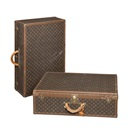 Louis Vuitton, Suitcases (2 works)