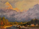 Gary Kapp, Mountainscape