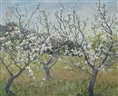 Elioth Gruner, Spring in the orchard