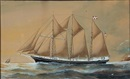 "Reuben Chappell, The schooner ""Alf"" of Marstal"