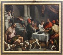 Attributed To Francesco Bassano, The life of Saint Roche, patron saint of dogs
