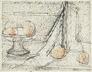 Godfrey Clive Miller, Fruit bowl and window