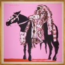 Fritz Scholder, Fancy Indian