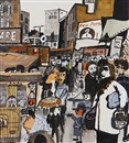 James Boswell, Petticoat Lane