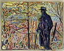 Billy Childish, Sibelius Amongst Saplings