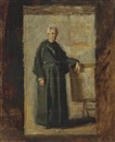Thomas Eakins, Portrait of the very reverend John J. Fedigan (study)