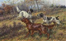 Edmund Henry Osthaus, At the hunt