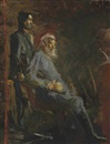 Thomas Eakins, Surrender of General Lee (study)