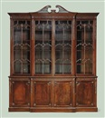 Style Of Thomas Chippendale, Bookcase