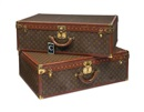 Louis Vuitton, Alzer anglais suitcases (2 works)