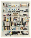 Lim Soosik, Bookshelves painting 031