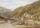 Edward Henry Holder, Lynmouth, North Devon