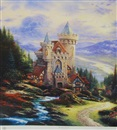 Thomas Kinkade, Guardian castle