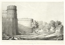 George Abbott, View of the forts of Bhurtpoore & Weire (bk w/13 works, folio)