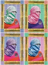Laila Shawa, Fashionista terrorista (IV) (in 4 parts)