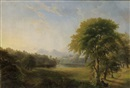 Robert Scott Duncanson, Untitled (Landscape)