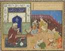 Anonymous-Iranian (15), Layla and Majnun at school