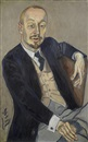 Alice Neel, The baron