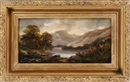 Robert Scott Duncanson, River running