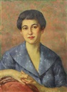 Mischa Askenazy, Portrait of the artist's wife