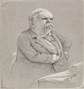 Thomas Nast, Senator Vest of Missouri