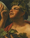 Follower Of Michelangelo Merisi da Caravaggio, Bacchus