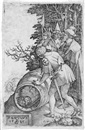 Georg Pencz, Marcus Curtius (+ 2 others; 3 works)