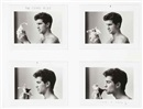 Duane Michals, The candy kiss (4 works)