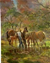 Rosemary Sarah Welch, Autumn in The New Forest