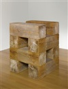 Carl Andre, Pyre (from Element series)