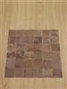 Carl Andre, 6 Fe squared (in 36 parts)