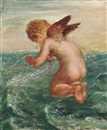 George Frederick Watts, Good luck to your fishing