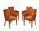 Ralph Lauren, Hollywood chairs (set of 4)