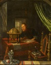 Follower Of Pieter Cornelisz van Slingeland, Der Astrologe