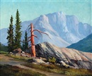 Duncan MacKinnon Crockford, Rocky Mountain landscape