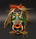 Beau Dick, Hawk spirit mask