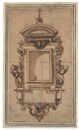 Attributed To Cherubino Alberti, Epitaph (design)