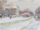 Manly Edward MacDonald, Early winter, Shannonville