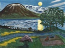 Nikolai Johannes Astrup, Moon in May