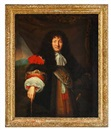School Of Pierre Mignard, Portrait of Louis XIV of France