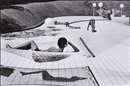 Martine Franck, Swimming pool designed by Alain Capeilleres, La Brusc, France
