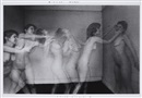Duane Michals, Violent women